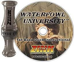 Zink Power Duck-pak Waterfowl University Mossy Oak Duck Incalling DVD Calls