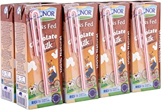 Lacnor Essentials Choco Milk - 180 ml x 8