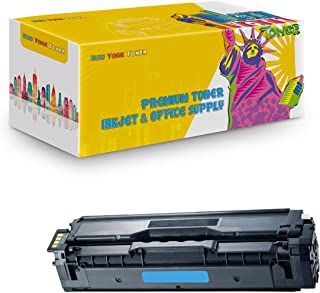 New York TonerTM New Compatible 1 Pack Samsung CLT-C504S High Yield Toner for Samsung - CLP-415NW | CLX-4195FW | CLP 470 | 475 . -- Cyan