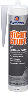 Permatex 34310 The Right Stuff Grey Gasket Maker,10.1 oz.