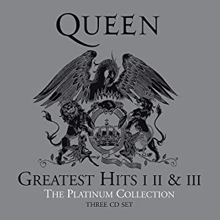 Queen Greatest Hits I, II & III - Platinum Collection