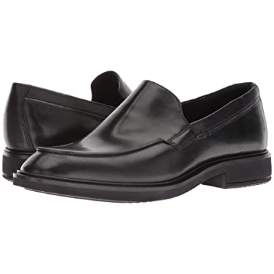 ECCO Vitrus II Apron Slip-On (Black) Men