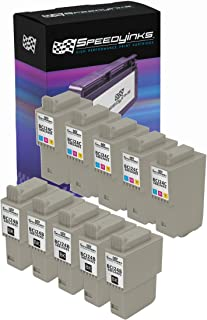 Speedy Inks Compatible Ink Cartridge Replacement for Canon BCI-24 and BCI-21 (5 Black, 5 Color, 10-Pack)