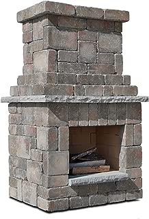 Best stone patio fireplace kits Reviews