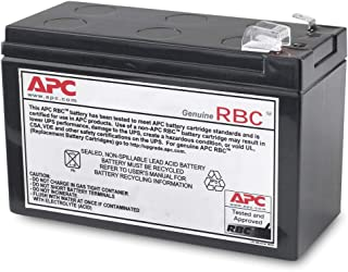 APC UPS Battery Replacement for APC UPS Model BE550G and Select Others (RBC110)