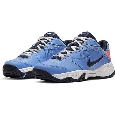 Nike Court Lite 2 (Royal Pulse/Obsidian/White/Sunblush) Women