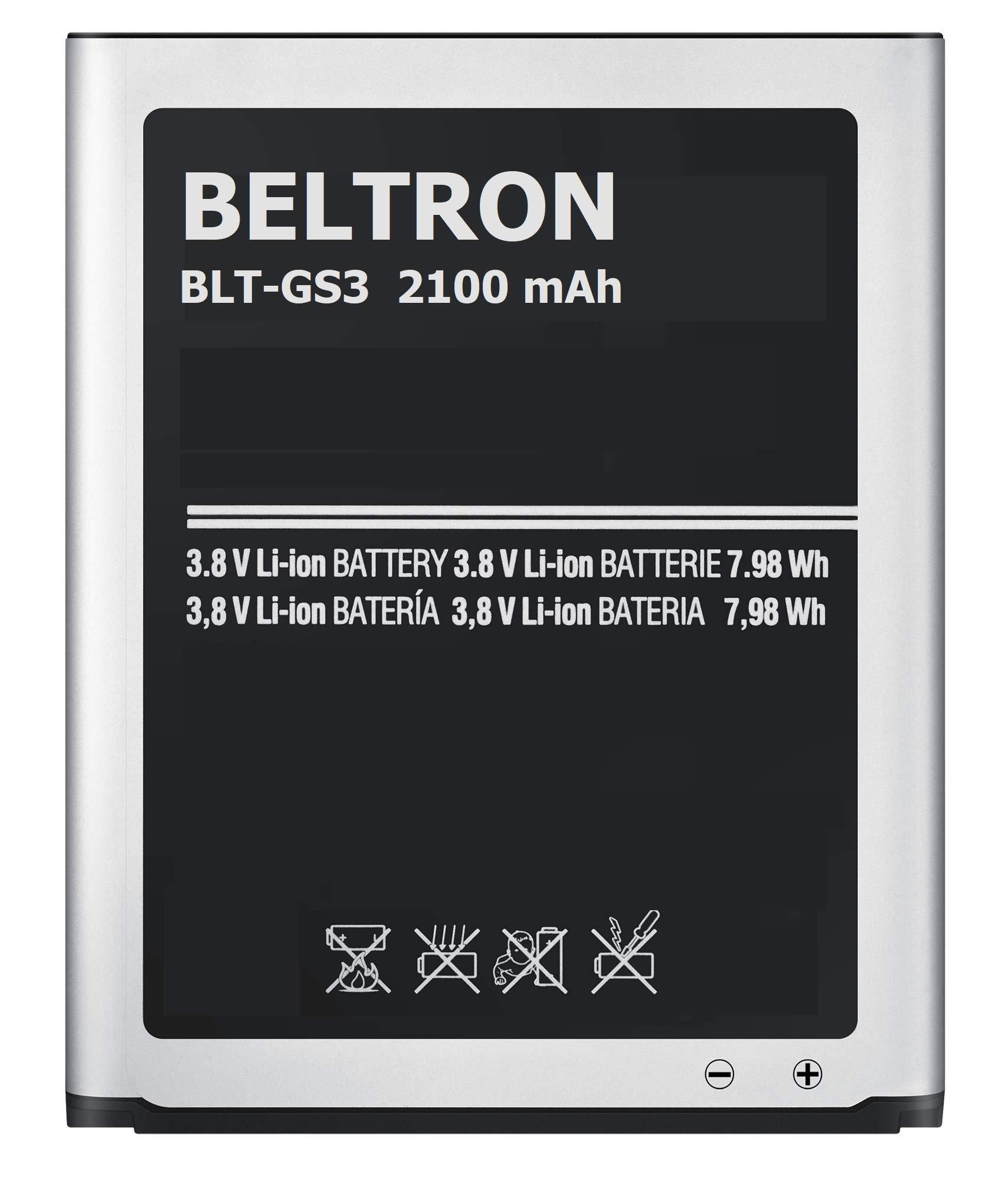 Replacement Battery Samsung Galaxy EB L1G6LLA
