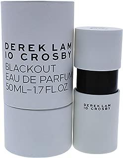 Derek Lam 10 Crosby | Blackout | Eau De Parfum | Warm Spicy and Floral Scent | Spray Perfume for Women | 1.7 Oz