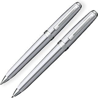 مجموعة أقلام الرصاص وقلم الرصاص Sheaffer Prelude مصقولة بالكروم / النيكل .7 مم - SH-340-9