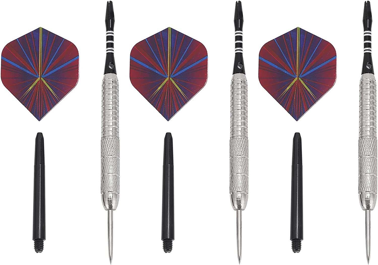 Steel Tip Darts Set Professional D New arrival Eye‑catching Max 72% OFF Appearance