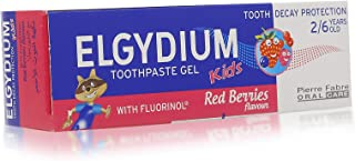 Pierre Fabre Elgydium Tooth Decay Protection Kids - Red Berry - 50 ml