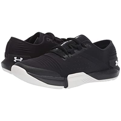 Under Armour UA Tribase Reign (Black/White/Black) Women