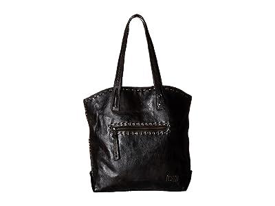 Bed Stu Barra (Black Rustic) Handbags