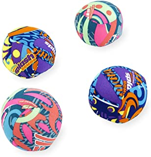The Original Splash Bombs (4-Pack) (Colors may vary) by Prime Time Toys