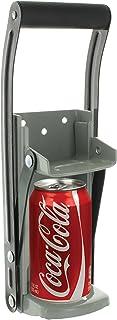Sponsored Ad - Ram-Pro 12 oz Aluminum Can Crusher & Bottle Opener | Heavy Duty Metal Wall Mounted Soda Beer Smasher – Eco-...