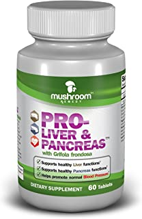 PRO-Liver & Pancreas | Best Liver and Pancreas Support - 60 Tablets Product Name