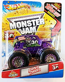 Best hot wheels grave digger 30th anniversary Reviews