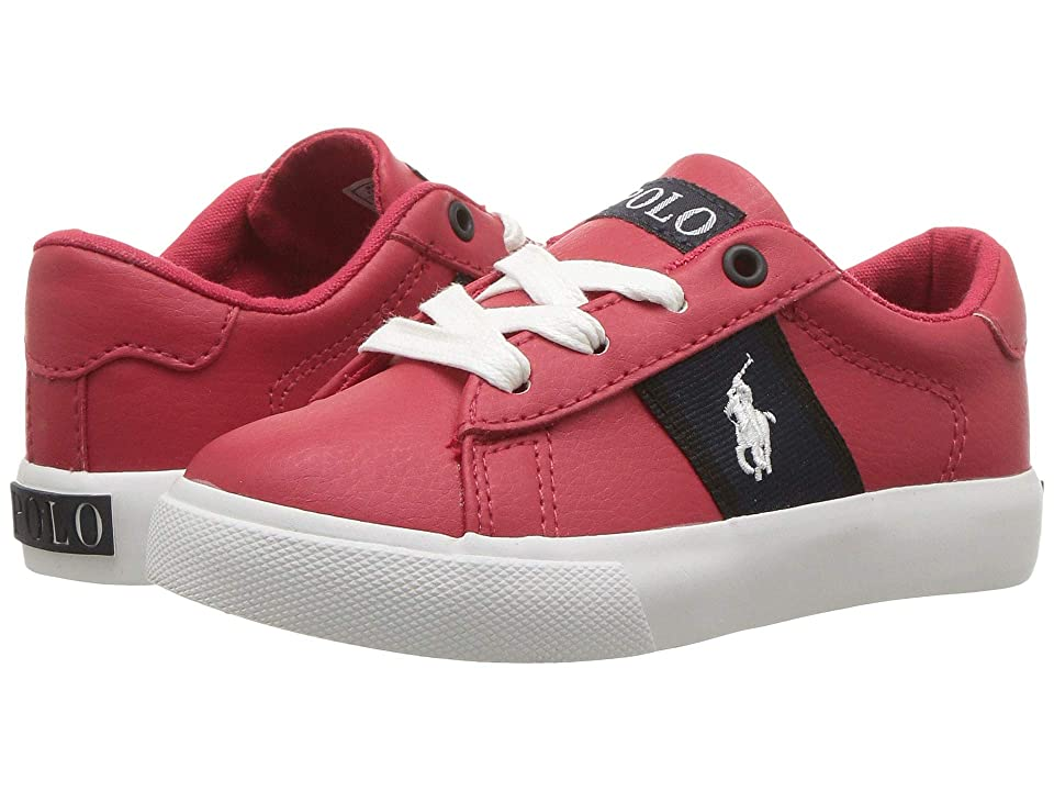 Polo Ralph Lauren Kids Geoff (Toddler) (Red) Boy