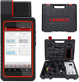 LAUNCH X431 DIAGUN IV WiFi/Bluetooth OBD2 Scanner Auto Full System Diagnostic Tool Support ECU Coding,Actuation Test,Remote Diagnostic,Reset Functions Free Online Update-5Years Warranty