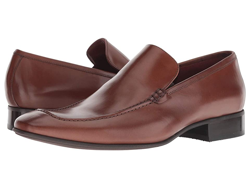 Massimo Matteo Slip-On Classic (Conhaque) Men