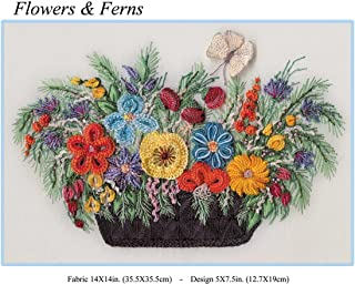 Best brazilian embroidery flowers Reviews