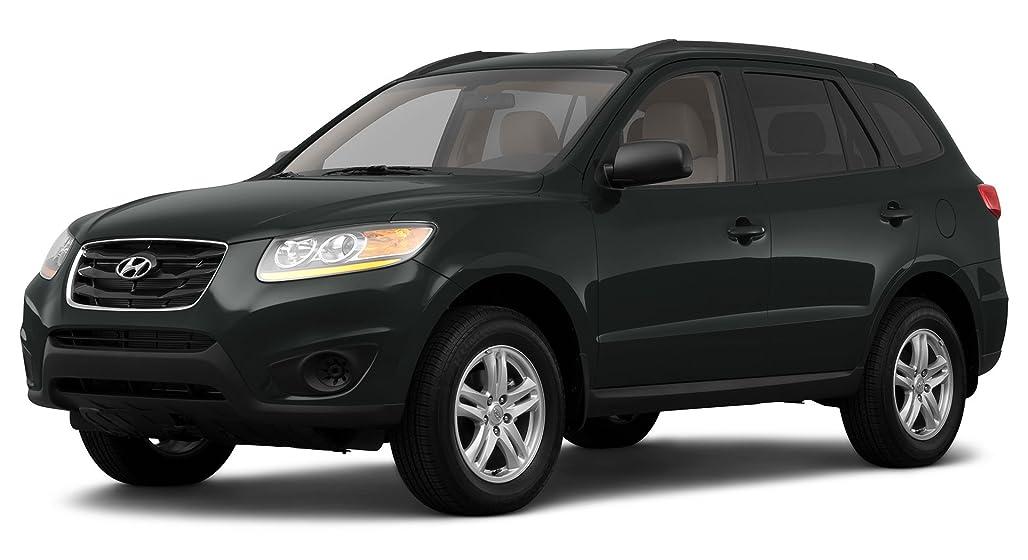 amazon com 2011 hyundai santa fe gls resenas imagenes y especificaciones vehiculos 3 4 de 5 estrellas40 calificaciones de clientes