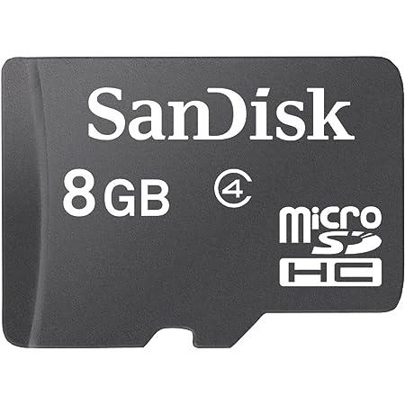 Sandisk Micro Sdhc 8gb Class 4 Speicherkarte Computer Zubehör