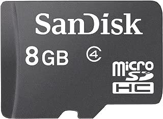 SanDisk SDSDQM-008G-B35 8 GB microSDHC, Class 4, 1 Card