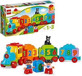 LEGO DUPLO My First Number Train for age 1.5+ years old 10847