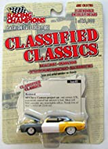 Racing Champions Classified Classics '69 Chevy Camero Issue #15 Restores Series