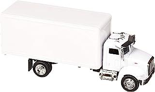 NewRay 15803D 1: 43 Utility Peterbilt 335 Box Truck White