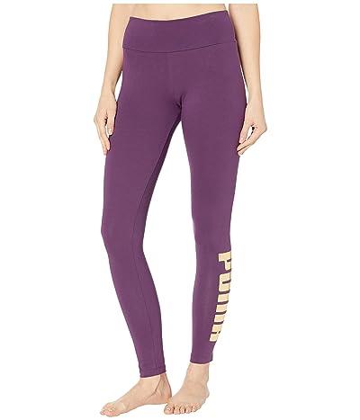 PUMA Holiday Pack Leggings (Plum Purple) Women
