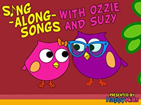 Sing-Along-Songs with Ozzie and Suzy