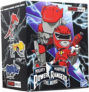 Power Rangers The Loyal Subjects Mighty Morphin Blind Box Vinyl Figures | Contains 1 Fully Posable Random Movie Figure | Wave 2