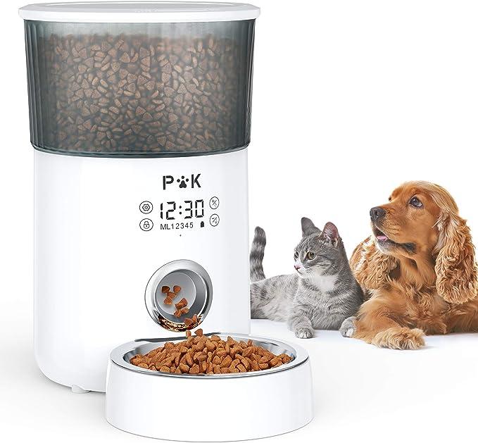 139 opiniones para PUPPY KITTY Comedero automático, comedero Temporizador de 4L para Perros y