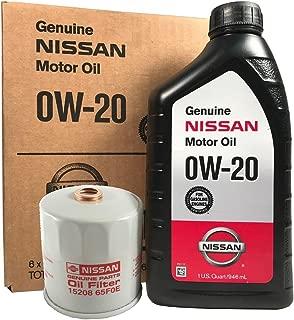 nissan oil