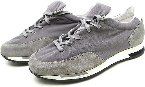 Frau 23E1 City Running en Tela y Gamuza Color de Roca zapatos Hombre