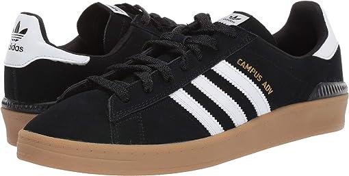Core Black/Footwear White/Gum 4