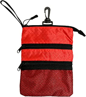 Proactive Sports 中性款拉链贵重物品袋