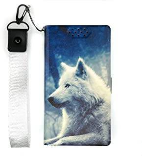 PU Leather Case for Vodafone Smart X9 Case Cover LANG