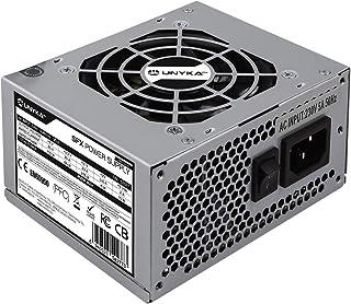 UNYKAch SFX 450W Unidad de - Fuente de alimentación (450 W, 230 V, 50-60 Hz, 20 A, 23 A, 20 A)