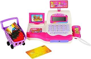 BAOLI - Caja registradora electrónica para niños, diseño de juguetes