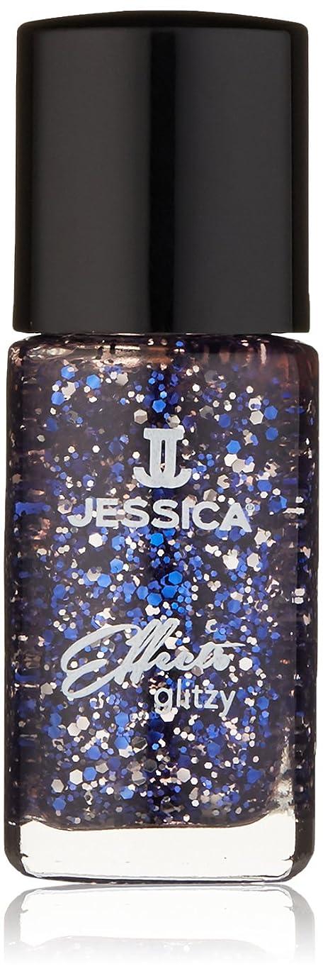 危険一目令状Jessica Effects Nail Lacquer - Glam It Up - 15ml / 0.5oz