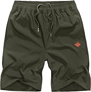 Outdoor Men's Quick Dry Shorts Lightweight Hiking Shorts