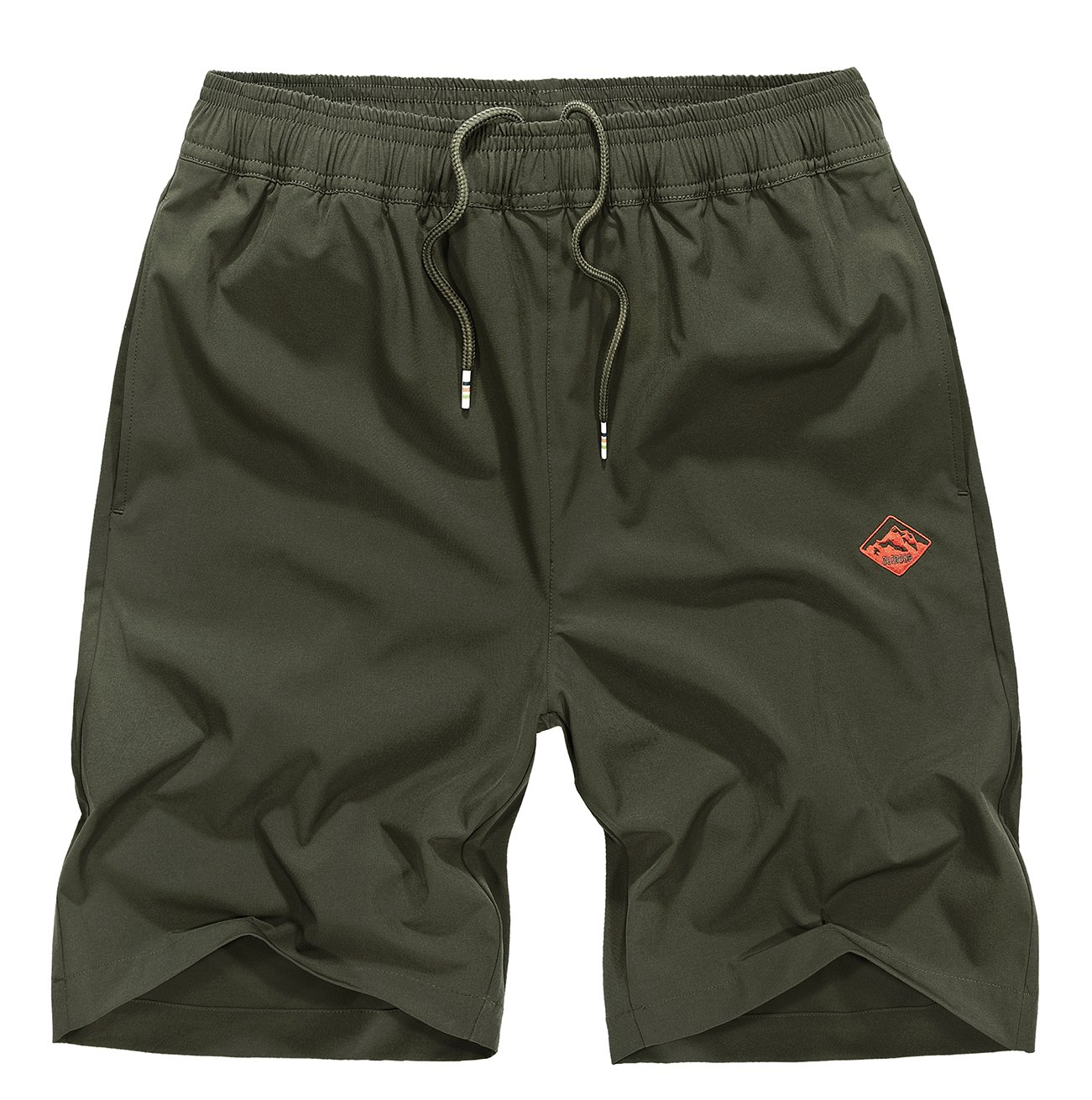 exeke Outdoor Shorts Lightweight 252 Army