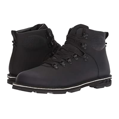 Merrell Sugarbush Braden Mid Leather Waterproof (Black) Men