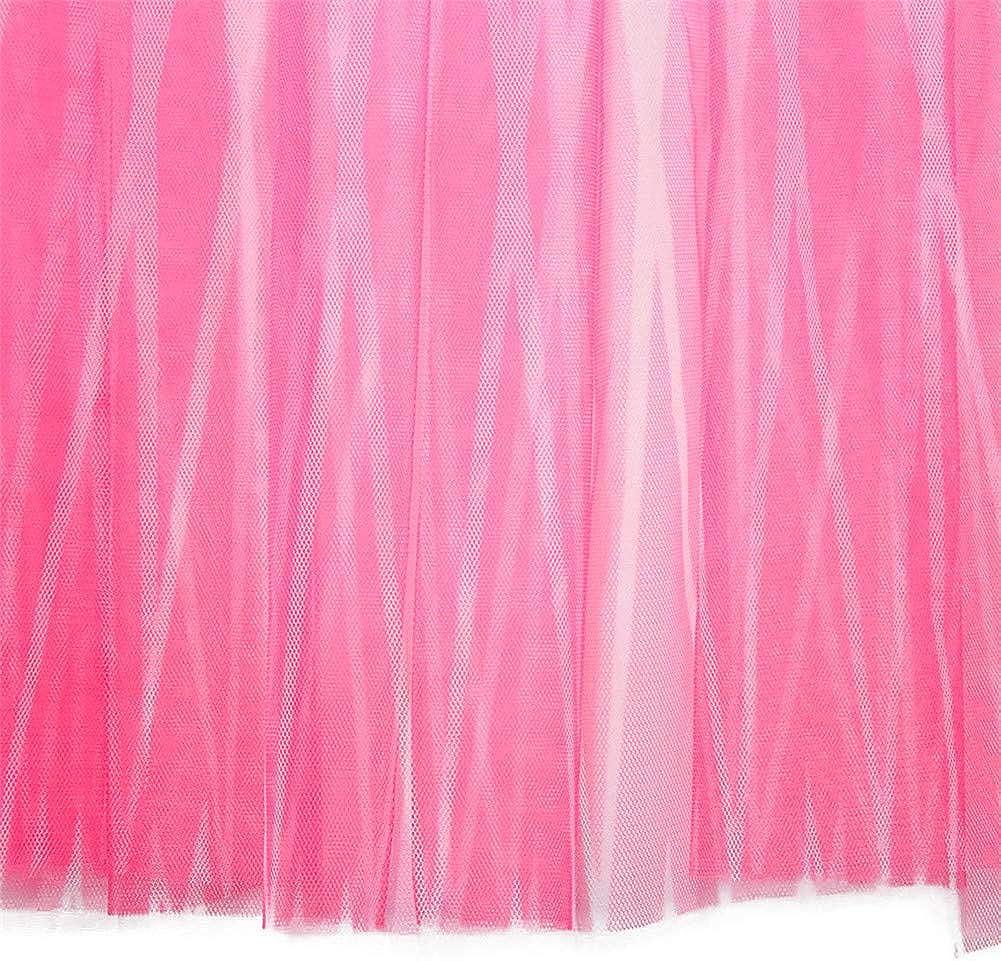 Rainbow Summer Cape Cloak for Girl Princess