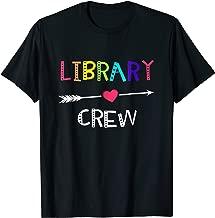 crew library