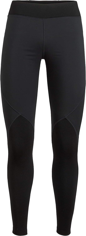Icebreaker Merino Tech Trainer Hybrid Leggings, New Zealand Merino Wool