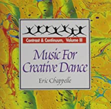 Music for Creative Dance: Contrast & Continuum 3